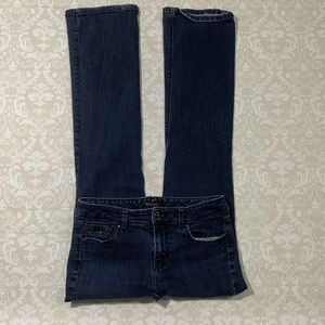 WHBM size 4 bootleg Jeans